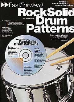 D. Zubrasky: Fast Forward: Rock Solid Drum Patterns: Drum Kit: Instrumental