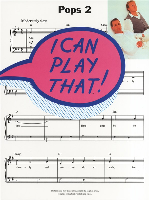 I Can Play That! Pops 2: Melody  Lyrics & Chords: Mixed Songbook