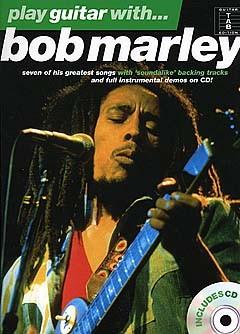 Bob Marley: Play Guitar With... Bob Marley: Guitar TAB: Instrumental Album