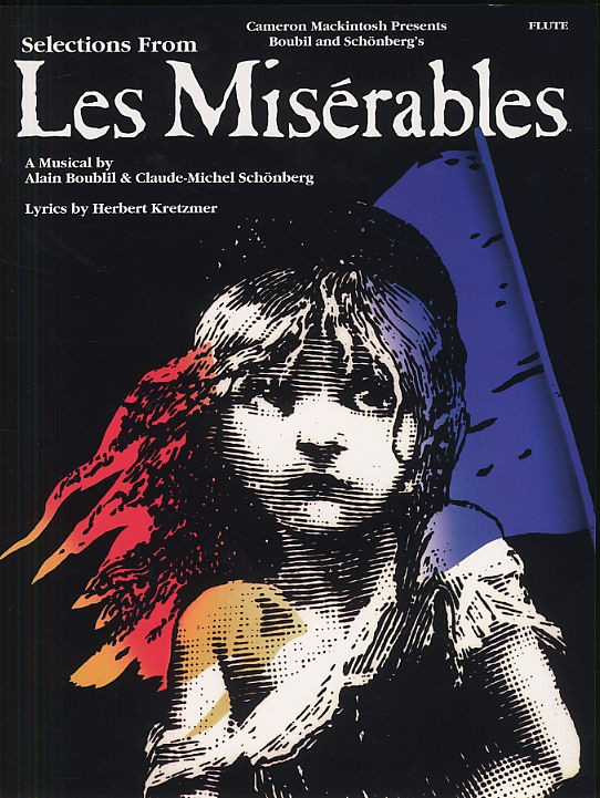 Alain Boublil Claude-Michel Schönberg: Les Miserables: Flute: Instrumental Album