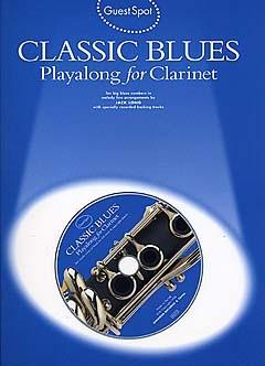 Guest Spot - Classic Blues: Clarinet: Instrumental Album