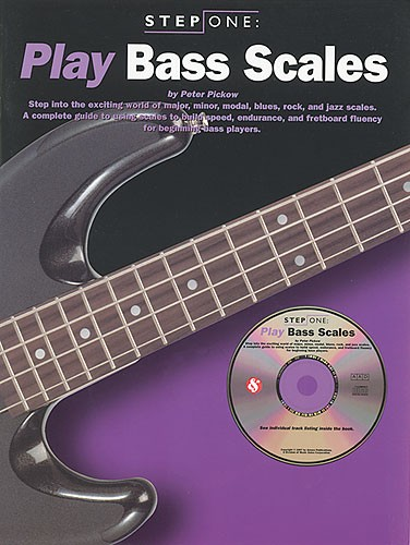 Step One Play Bass Scales: Bass Guitar: Instrumental Tutor