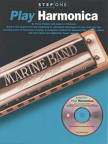 Step One Play Harmonica: Harmonica: Instrumental Tutor