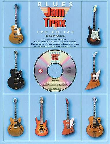 Agresta: Jam Trax Blues: Guitar TAB: Instrumental Album