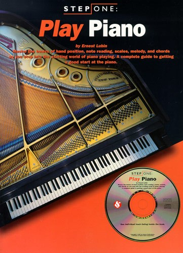 Ernest Lubin: Step One: Play Piano: Piano: Instrumental Tutor