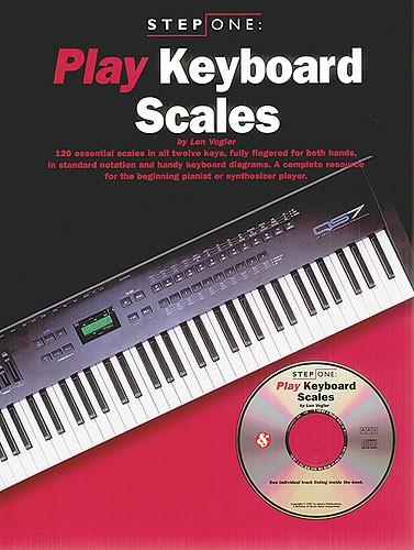 Step One Play Keyboard Scales: Electric Keyboard: Instrumental Tutor