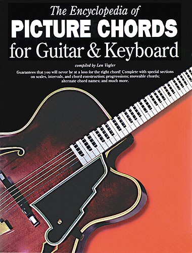 Encyclopedia Of Picture Chords: Guitar: Instrumental Reference