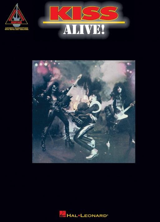 KISS: Alive!: Guitar: Album Songbook