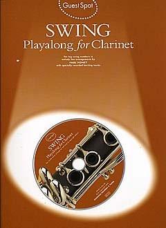 Guest Spot: Swing: Clarinet: Instrumental Album