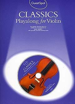 Guest Spot: Classics: Violin: Instrumental Album