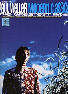Paul Weller: Modern Classics The Greatest Hits: Guitar TAB: Album Songbook