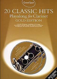 Guest Spot: 20 Classic Hits: Clarinet: Instrumental Album