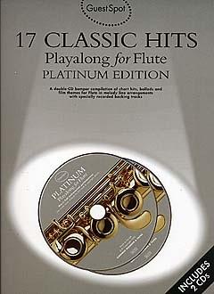Guest Spot: 17 Classic Hits: Flute: Instrumental Album
