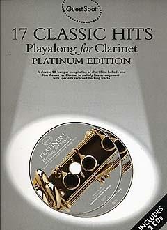 Guest Spot: 17 Classic Hits: Clarinet: Instrumental Album