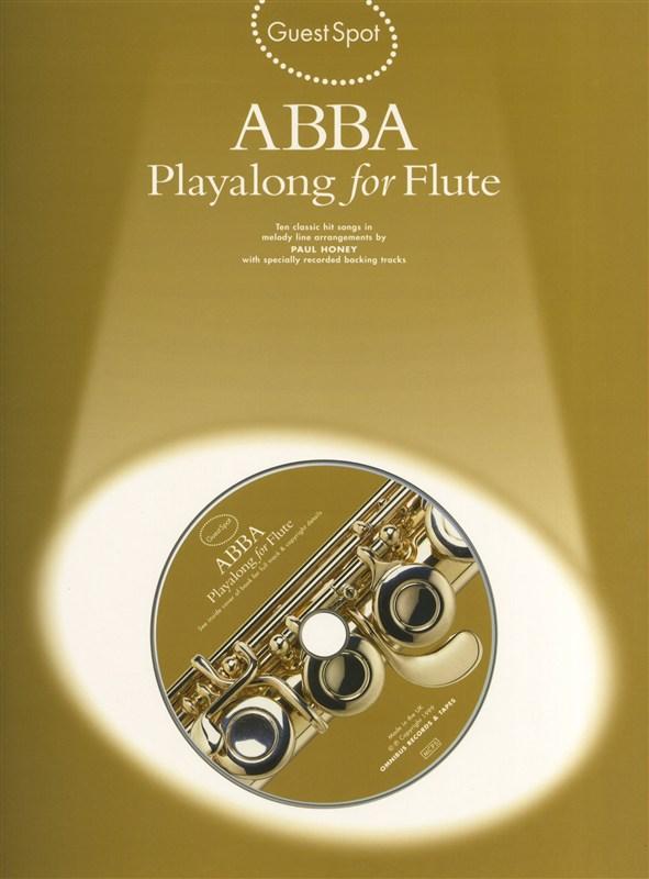 ABBA: Guest Spot - Abba: Flute: Instrumental Album