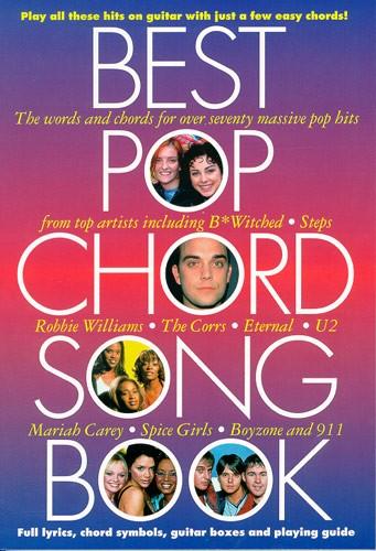 Best Pop Chord Songbook Ever: Vocal: Instrumental Album