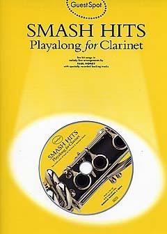 Guest Spot: Smash Hits: Clarinet: Instrumental Album