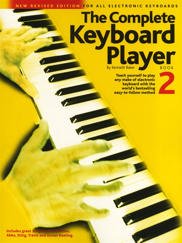 Kenneth Baker: The Complete Keyboard Player: Book 2 (Revised Ed.): Electric