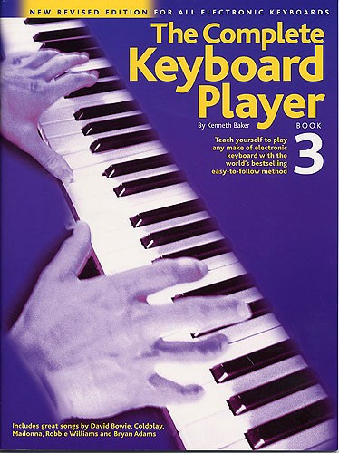 Kenneth Baker: The Complete Keyboard Player: Book 3 (Revised Ed.): Electric
