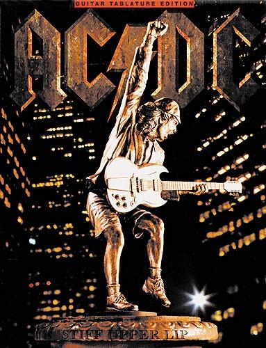AC/DC: Stiff Upper Lip: Guitar TAB: Album Songbook