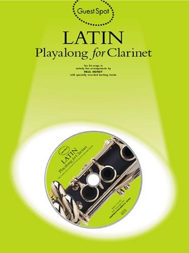 Guest Spot - Latin: Clarinet: Instrumental Album
