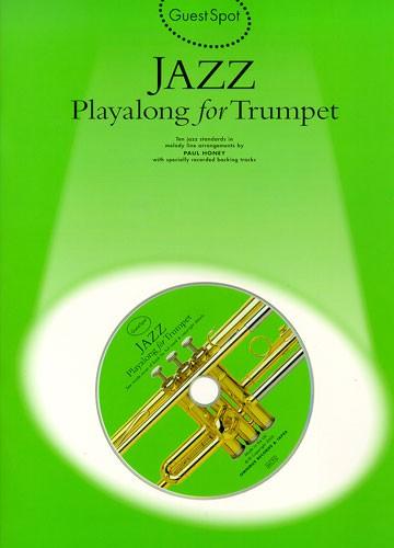 Guest Spot: Jazz: Trumpet: Instrumental Album
