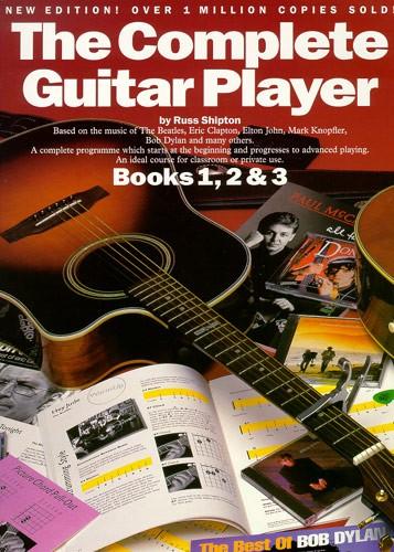 Russ Shipton: The Complete Guitar Player-Books 1  2 & 3: Guitar: Instrumental