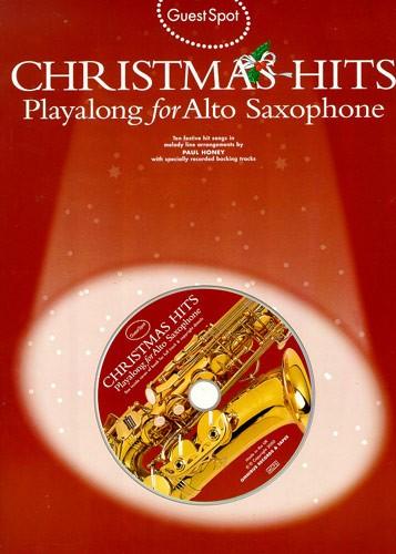 Guest Spot - Christmas Hits: Alto Saxophone: Instrumental Album