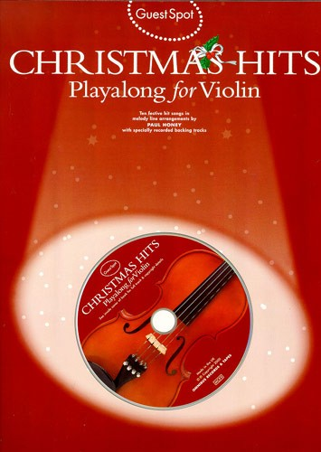 Guest Spot - Christmas Hits: Violin: Instrumental Album