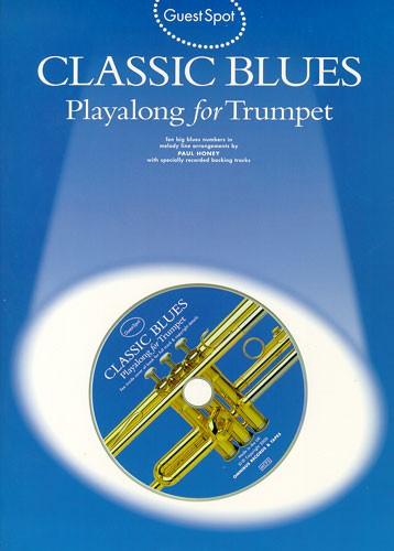 Guest Spot - Classic Blues: Trumpet: Instrumental Album