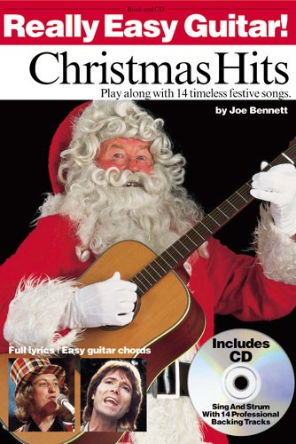 Really Easy Guitar! Christmas Hits: Guitar: Instrumental Album