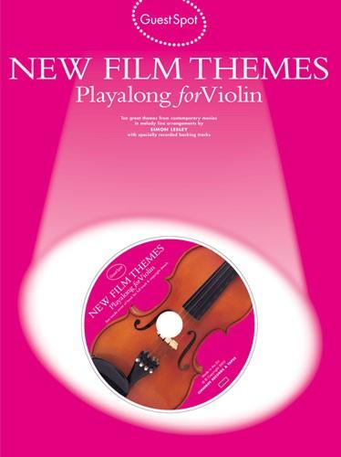 Guest Spot - New Film Themes: Violin: Instrumental Album