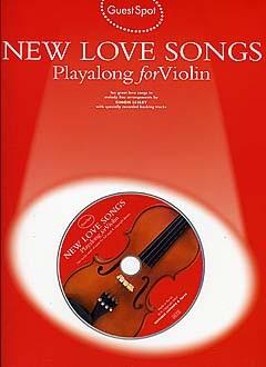 Guest Spot - New Love Songs: Violin: Instrumental Album