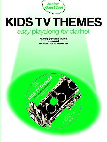 Junior Guest Spot: Kids TV Themes: Clarinet: Instrumental Album