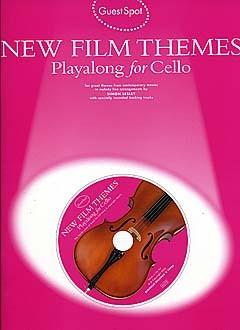 Guest Spot - New Film Themes: Cello: Instrumental Album