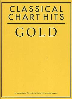 Classical Chart Hits Gold: Piano: Instrumental Album