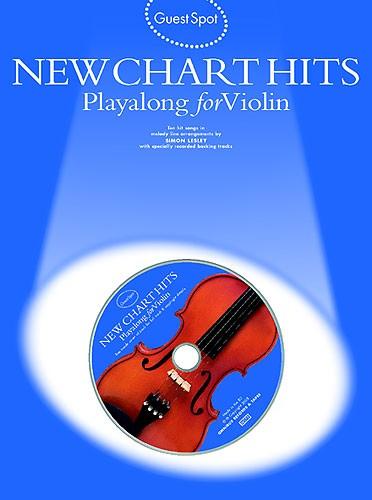 Guest Spot - New Chart Hits: Violin: Instrumental Album