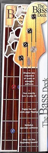The Bass Deck: Bass Guitar: Instrumental Tutor