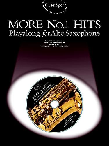 Guest Spot - More No. 1 Hits: Alto Saxophone: Instrumental Album