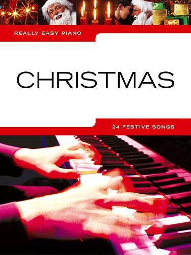 Really Easy Piano: Christmas: Easy Piano: Mixed Songbook