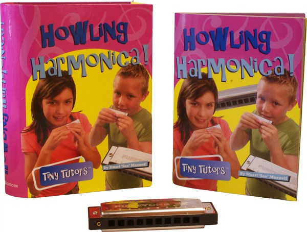 Tiny Tutors: Howling Harmonica: Harmonica: Instrument Pack