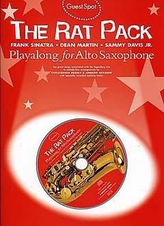 Guest Spot: The Rat Pack: Alto Saxophone: Instrumental Album