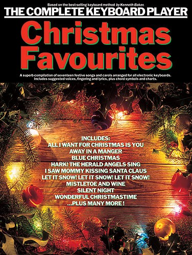The Complete Keyboard Player: Christmas Favourites: Electric Keyboard: