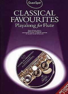 Guest Spot: Classical Favorites: Flute: Instrumental Album