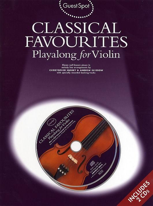 Guest Spot: Classical Favorites: Violin: Instrumental Album