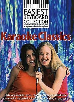 Easiest Keyboard Collection: Karaoke Hits: Electric Keyboard: Mixed Songbook