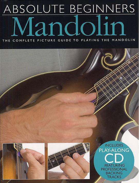 Absolute Beginners: Mandolin: Mandolin: Instrumental Tutor