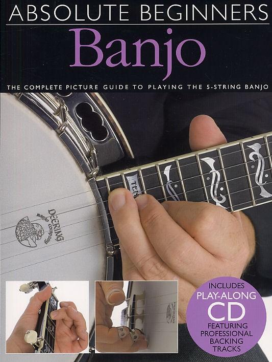 Absolute Beginners: Banjo: Banjo: Instrumental Tutor