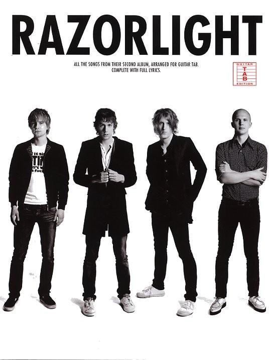 Razorlight: Razorlight: Guitar TAB: Album Songbook