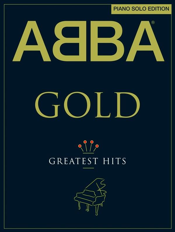 ABBA: ABBA Gold: Piano Solo: Piano: Artist Songbook